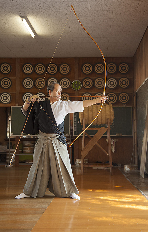 kyudo  the ancient art of japanese archery