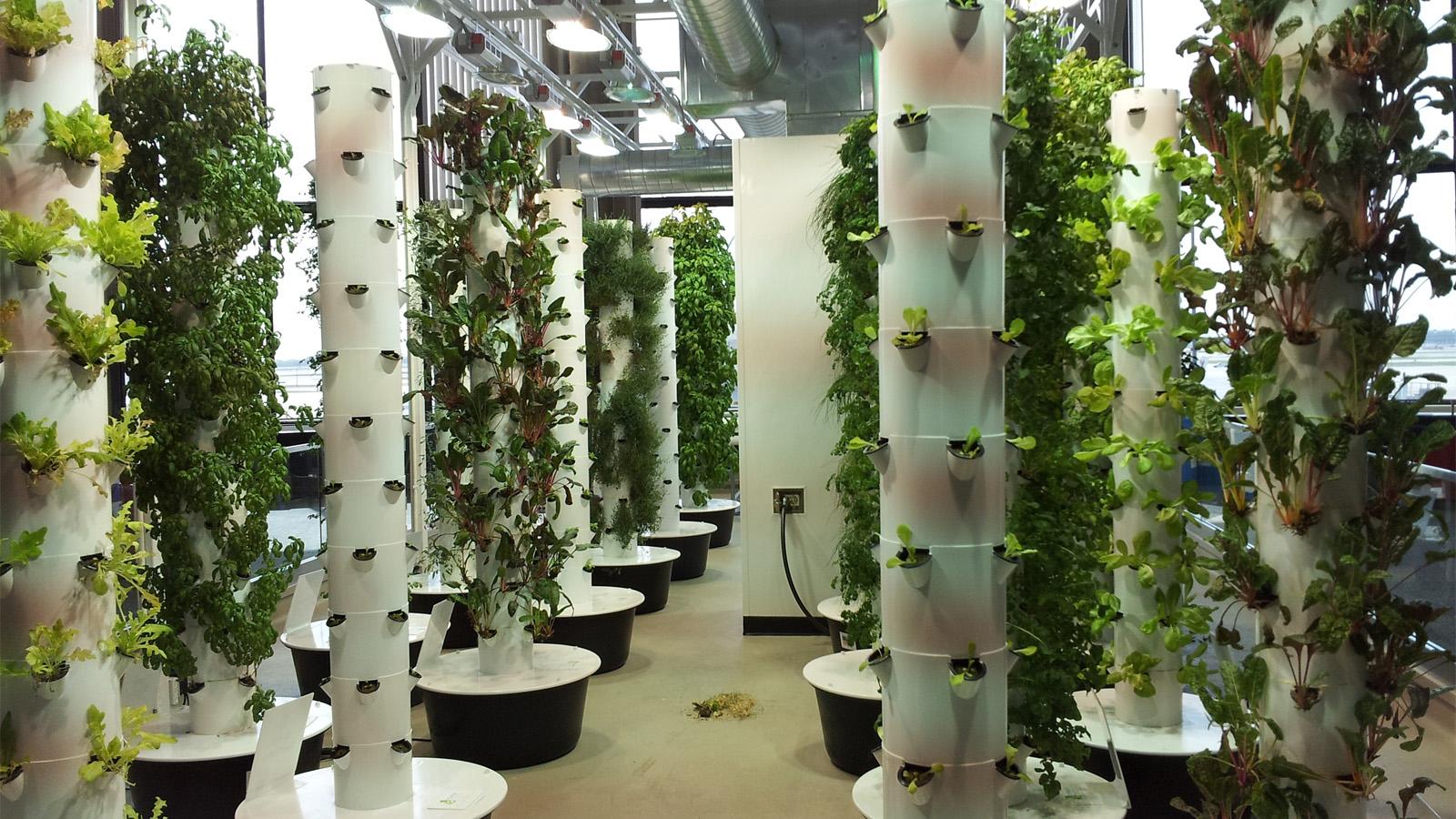26 futuristic urban farms and green spaces [pics ...