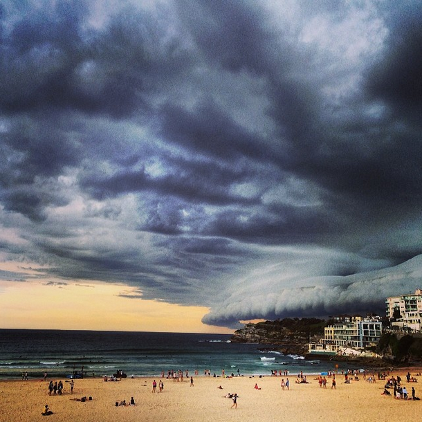 37 Crazy Pictures Of Storms From Around The World