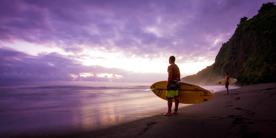 Hawaiian word for hook up