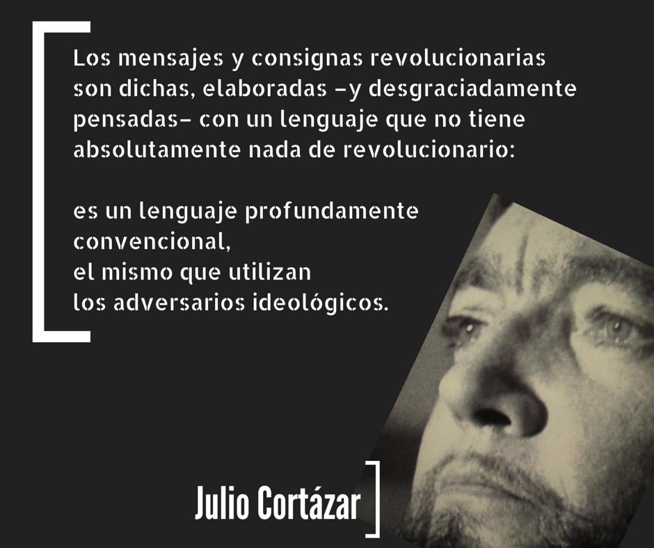 Cortazar Frases