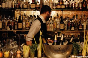 Photo: Experimental Cocktail Club Paris
