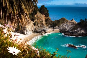 McWay Falls at Julia Pfeiffer Burns State Park. Photo: Dawn Ellner