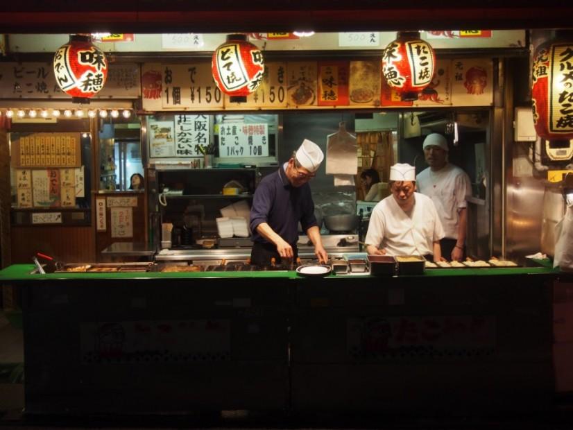 JARED SCHARFF'S TOKYO FOOD TOUR
